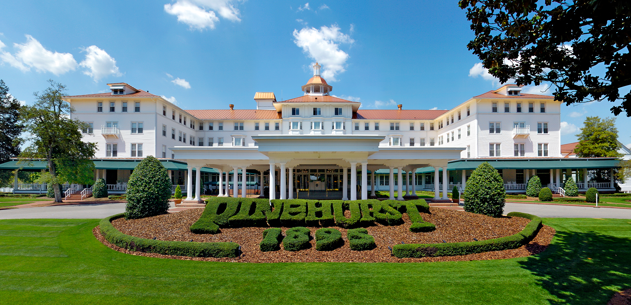 Pinehurst resort.