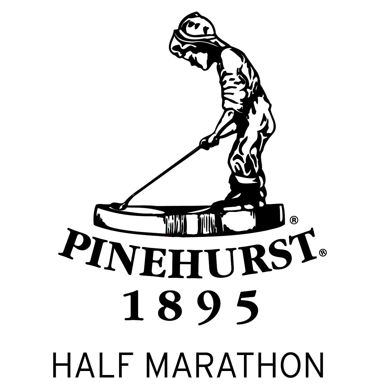 The Pinehurst Half Marathonlogo