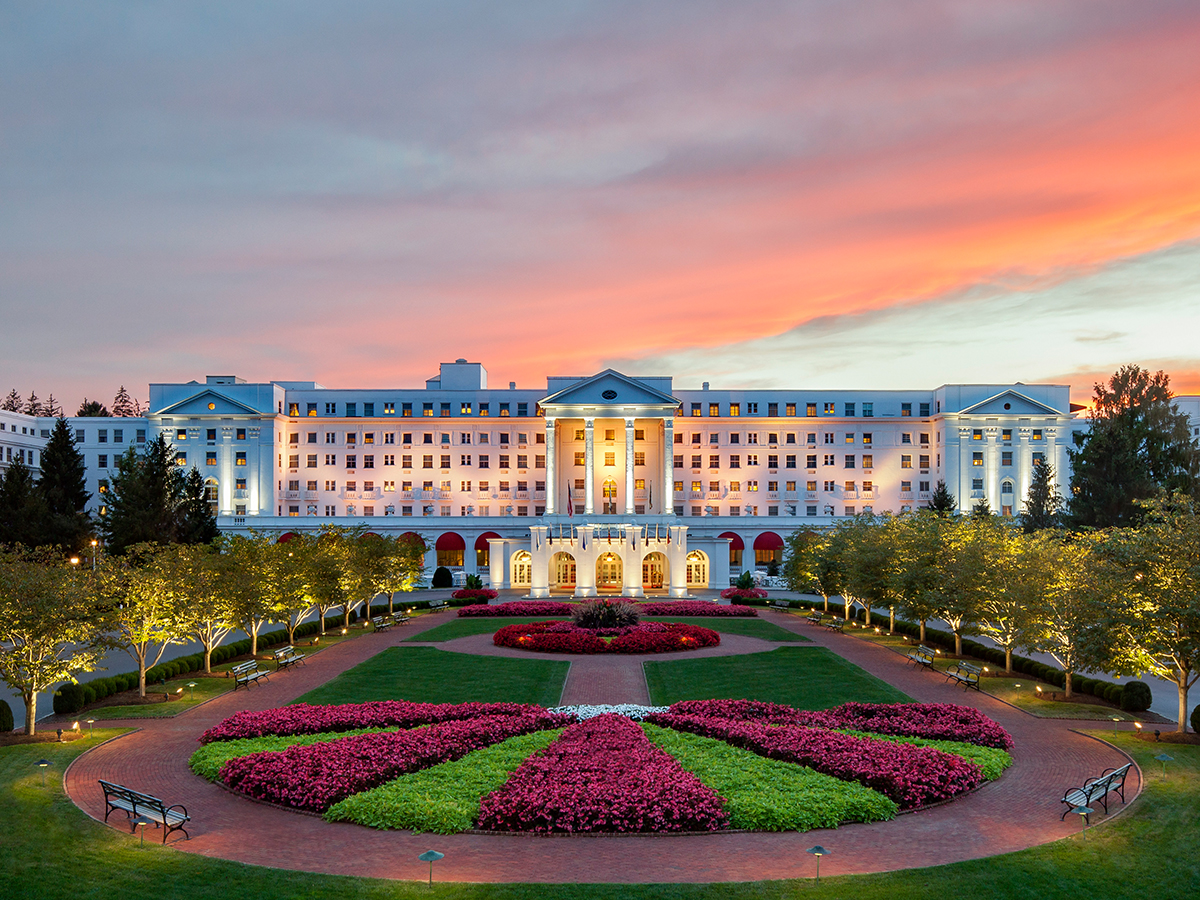 The Greenbrier Resort | White Sulphur Springs, WV